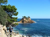 Pyrenees coastal trail